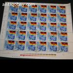 3 sheet DDR stamps 2