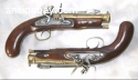 A Pair French Pistols