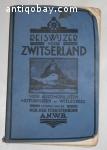 ANWB Reiswijzer Zwitserland