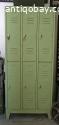 Fraaie grote vintage locker