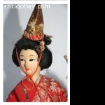 Japanse Vrouw Pop Doll