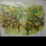San Pedro Painting Indonesia