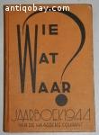 Wie Wat Waar 1944